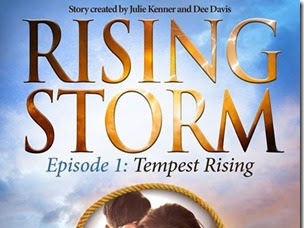 Review: Rising Storm - Episode 1: Tempest Rising by Julie Kenner