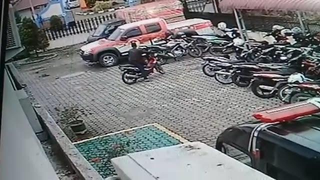 HATI-HATI DI PENGADILAN NEGERI GUNUNGSITOLI RAWAN PENCURIAN SEPEDA MOTOR