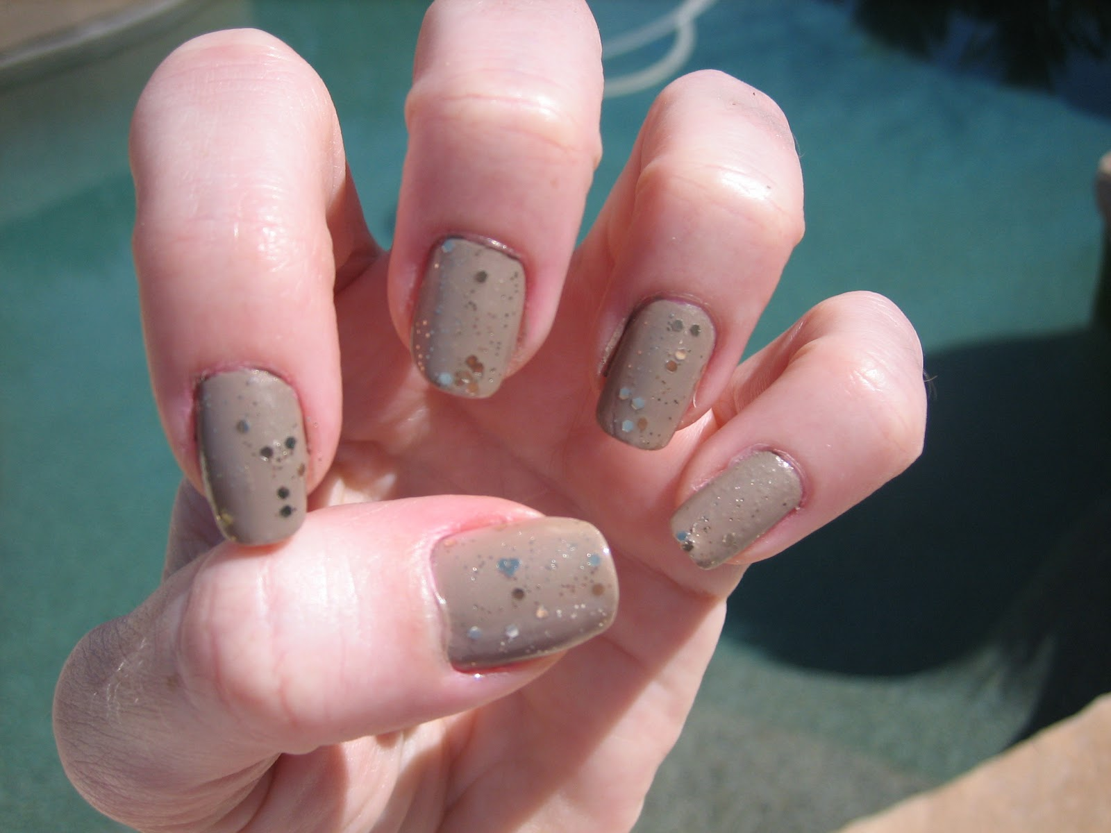True Colors: The world\'s ugliest nail polish color?