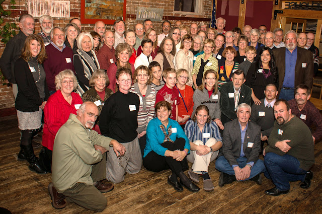 2013 Volunteers, thanks to your support CMSP, has logged the most volunteer hours in Colorado..