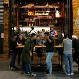 beers at LANDMARK (Craft Beer Taproom) in Taipei in Taipei, T'ai-pei county, Taiwan