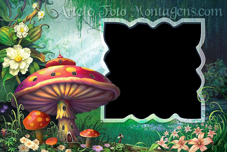 jardim-encantado-cogumelo