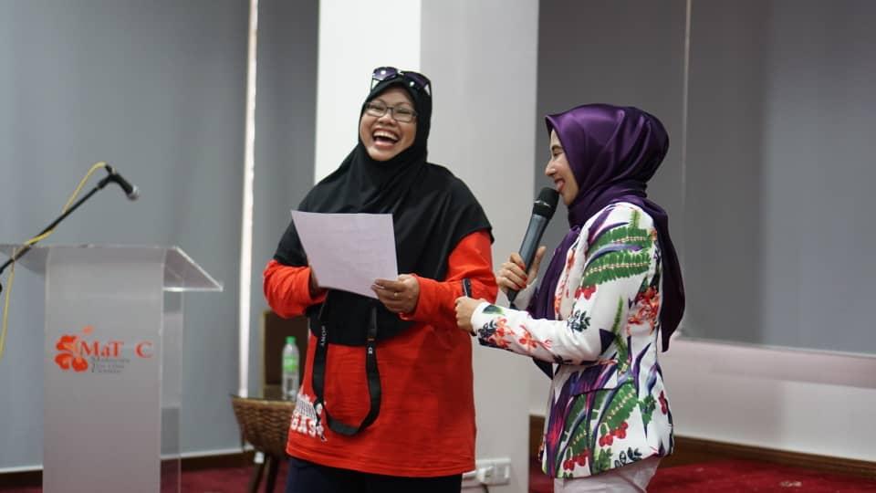 Kenali Personaliti Diri Dan Bentuk Badan Dalam Bengkel Personaliti Diri Puan Azie Sam