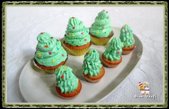 Cupcake de fécula de batata 1