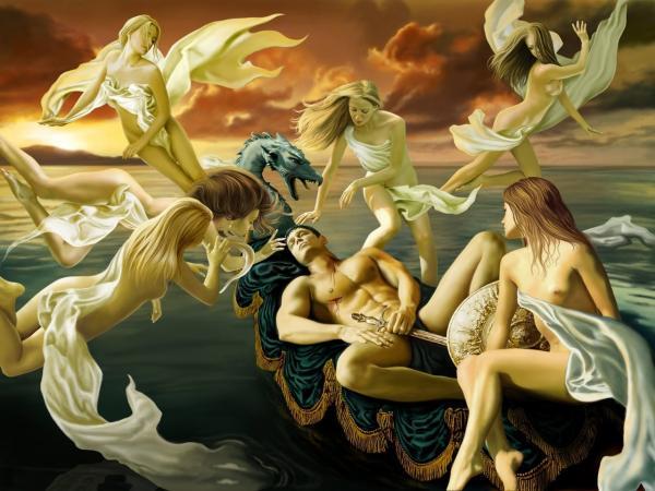 Fair Of Good Angel, Magic Beauties 4
