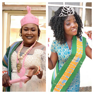 Congratulatory Message To The New Queen of Yagba land from the Aare Yeye Oge Of Yoruba Land & Yeye Oge Of Okunland.