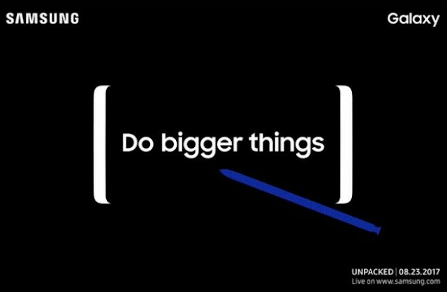 Samsung Reveals When It Will Be Launching The Galaxy Note 8 1