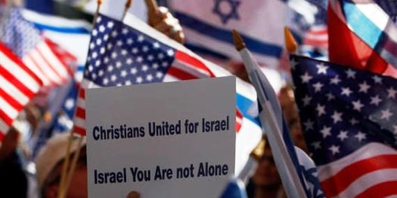 The subversion of American Evangelical Christian support for Israel