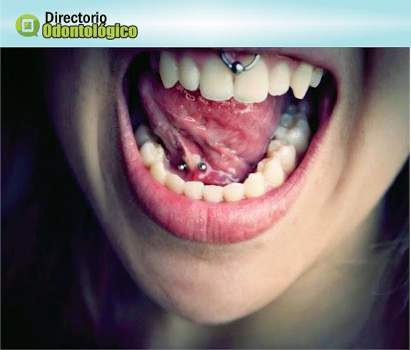 piercing-oral