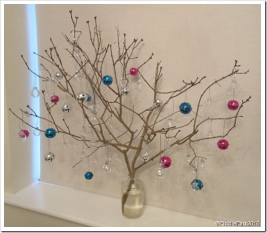Festive Branches