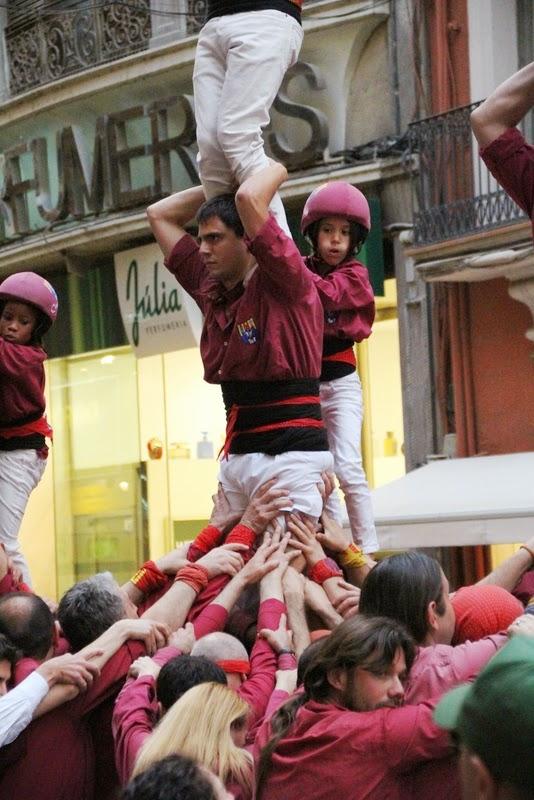 Actuació 20è Aniversari Castellers de Lleida Paeria 11-04-15 - IMG_9026.jpg