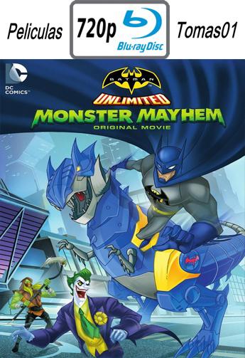 Batman Sin Limites Caos Monstruoso (2015) BRRip 720p
