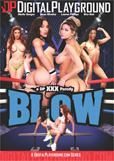 Blow: A DP XXX Parody