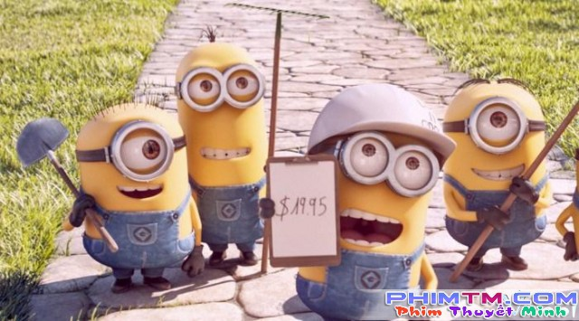 Xem Phim Minions Cắt Cỏ - Mower Minions - phimtm.com - Ảnh 1