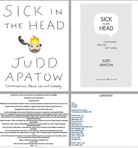 Sick in the Head ebook download