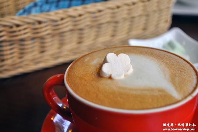 友。好食棉花糖咖啡