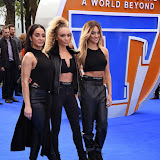 OIC - ENTSIMAGES.COM - Girl Band MO Annie Ashcroft, Frankee Connelly and Nadine Samuels at the Tomorrowland: A World Beyond European Premier in London 17th May 2015  Photo Mobis Photos/OIC 0203 174 1069