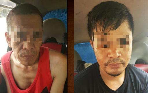 Sat Narkoba Polres Sukabumi Ciduk 2 Terduga Kurir Barang Haram