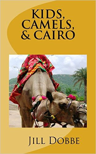 Kids, Camels, and Cairo. From Jill Dobbe: #TeachAbroadBecause ...it's the best of all lifestyles!