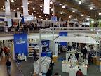 Vista de la Feria Internacional del Libro