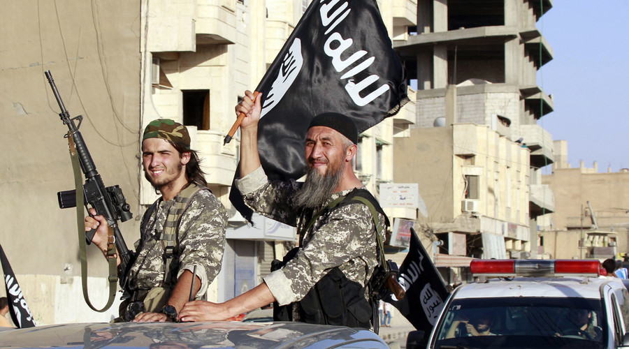 Western interventionism founded Islamic State terror