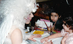 face painting Sugar Plum Fairy