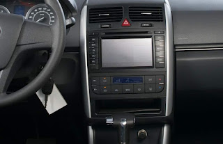 Innoson G5 SUV interior