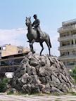 Το Άγαλμα του Νικολάου Πλαστήρα στην Καρδίτσα