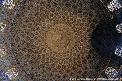 Cupola della moschea dello sceicco Lutfallah