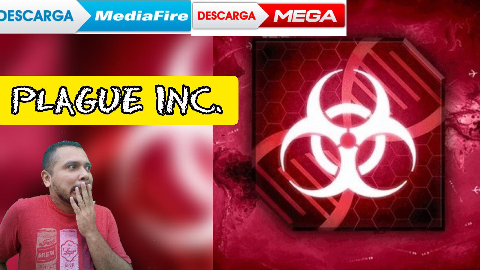 Hugo YouKnow DESCARGA TODO HACK: DESCARGA Plague Inc. APK ...