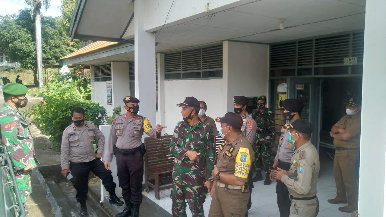 Monitoring Pembelajaran Tatap Muka di SMK dan MA Kecamatan Lalabata