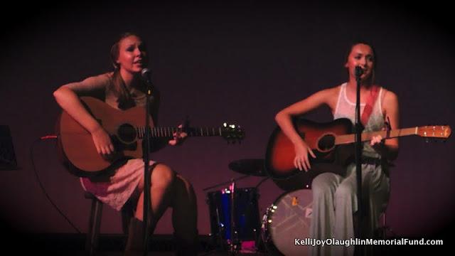 JOY- Kelli O'Laughlin Benefit Concert