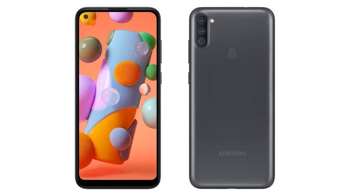 Samsung A11 Maroc