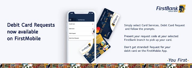 FIRSTBANK UPGRADES ITS MOBILE BANKING APPLICATION, REINFORCES ITS EDGE AT PUTTING CUSTOMERS AHEAD IN ELECTRONIC BANKING ~Omonaijablog