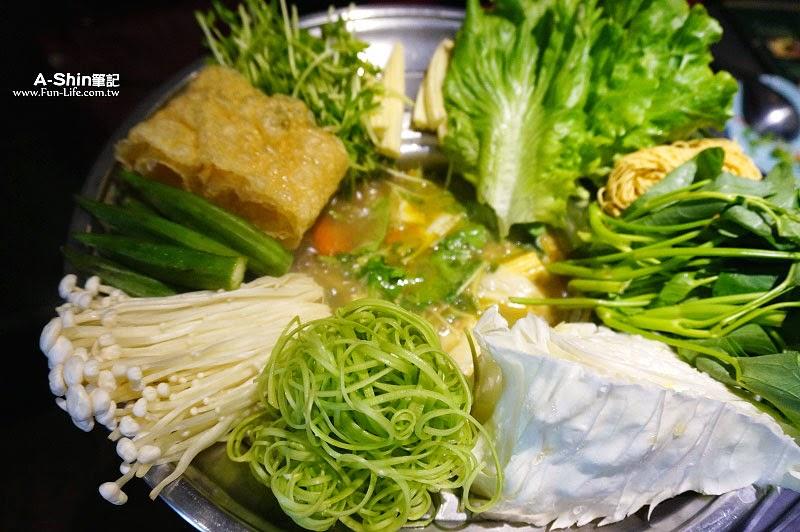 台中異國料理:很越南宮廷料理6