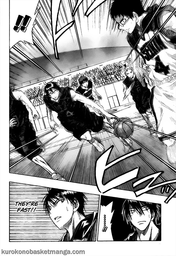 Kuroko no Basket Manga Chapter 42 - Image 22