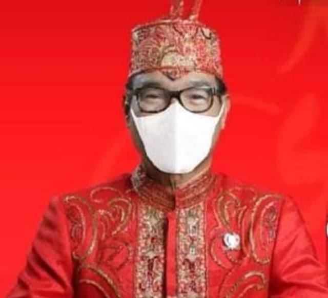 Ketua DPRD Barsel Ucapkan Selamat HUT ke-61 Adhyaksa
