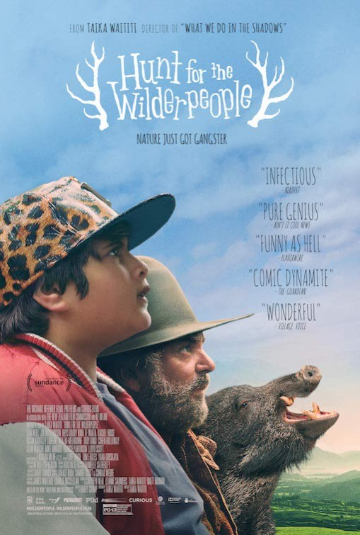 Hunt for the Wilderpeople official site