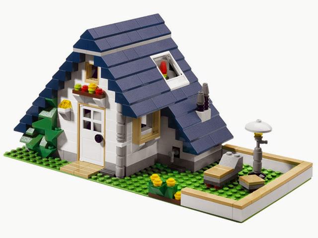 5891 レゴ マイホーム