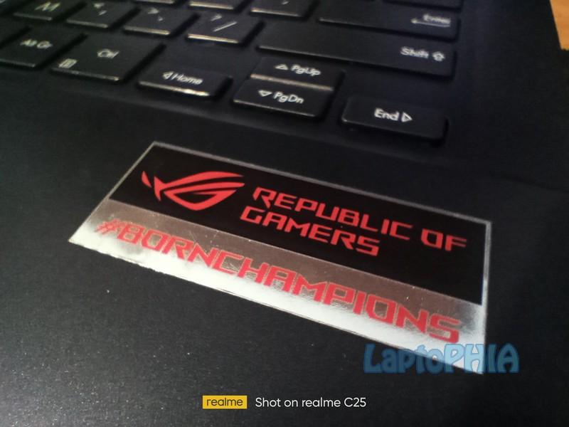 Hasil Foto Kamera Macro Realme C25
