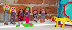 My Family in Clay by Julia