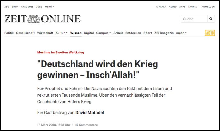 Muslime und Nazis