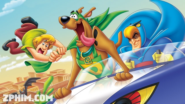 Ảnh trong phim Scooby Doo: Mặt Nạ Ưng Xanh - Scooby-Doo! Mask of the Blue Falcon 1