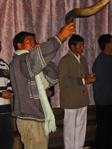 Mt Murud Christian House Of Prayer For All Nations