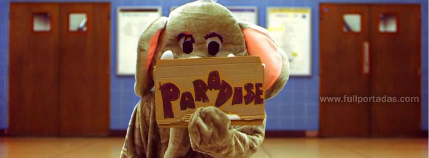 Portadas para facebook Coldplay paradise
