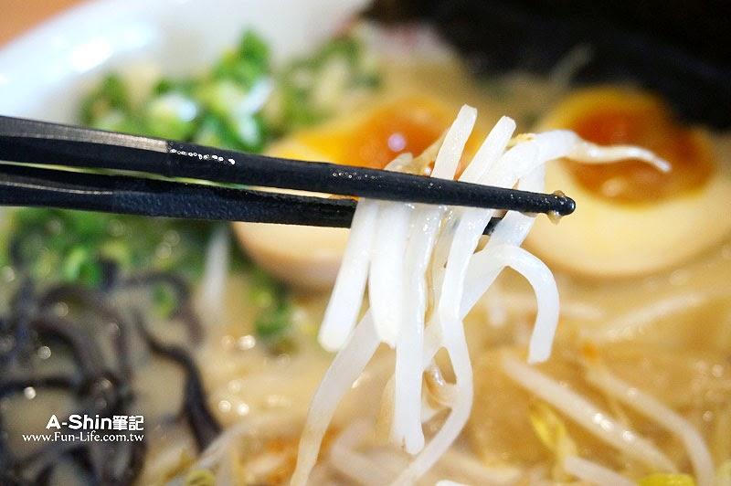 台中山小屋拉麵3