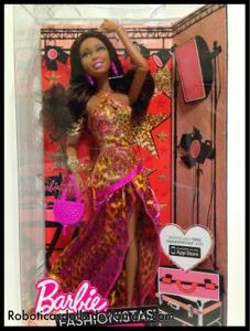 Barbie fashionistas nikki doll 93