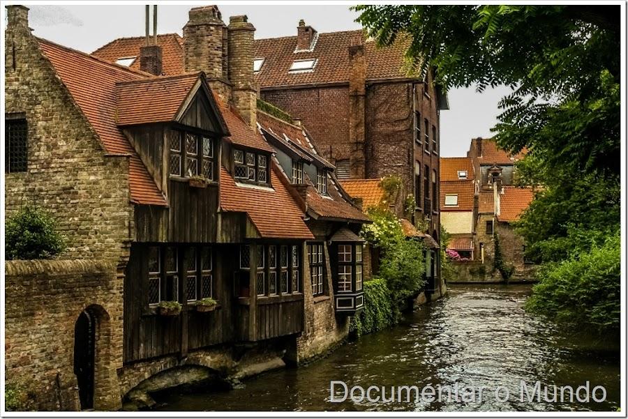 Fachadas Bruges