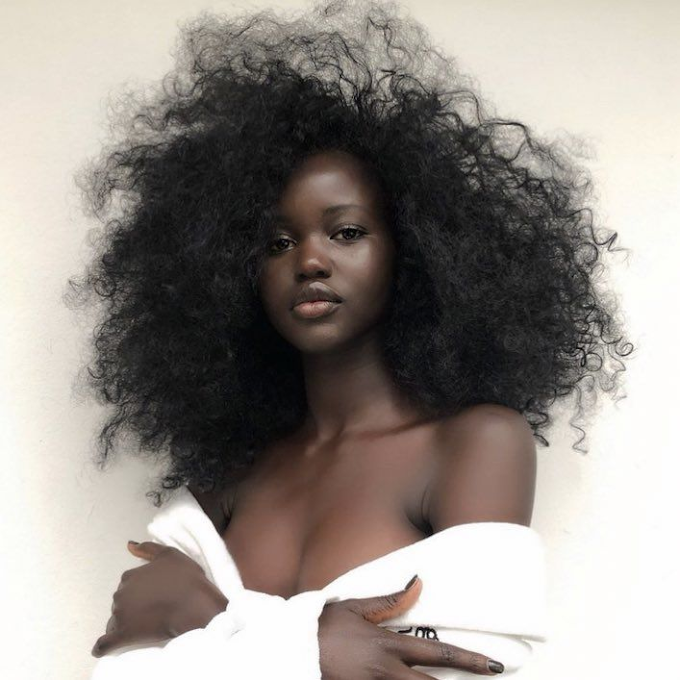 Get to know the 'Blacknificent' Adut Akech -  10 Things You Didn't Know About Adut Akech