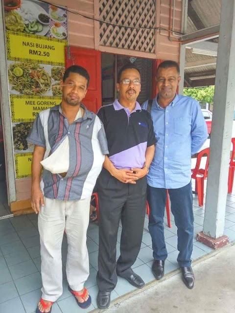 Kisah Sebenar Guru Patah Tangan Ditangkap Polis